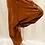 Thumbnail: Harem Cotton Pants with Tribal Design , Om Print Pant