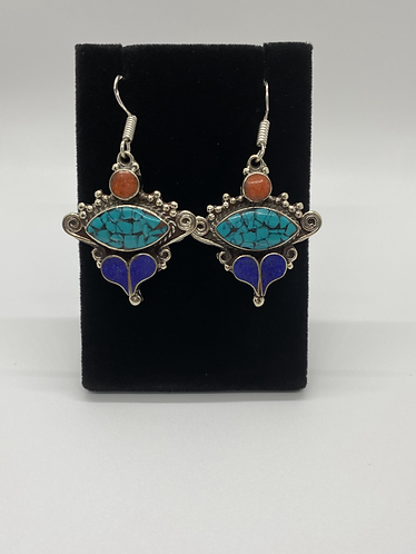 Exotic  Artisan Earring