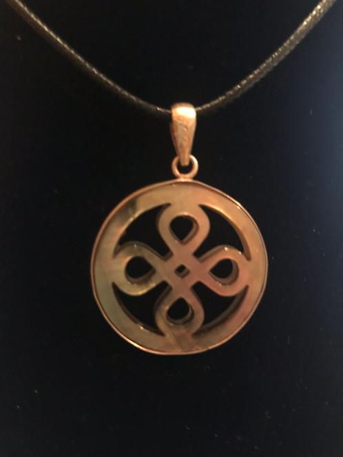 Infintiy Symbol In 925 Silver