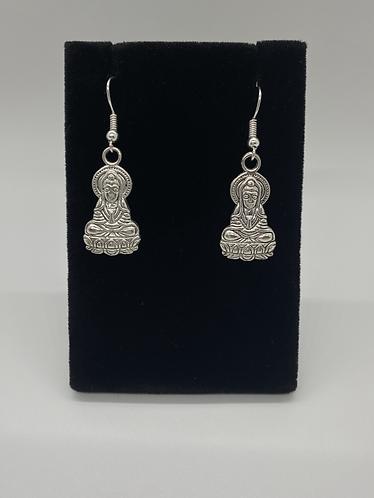 Buddha Earring