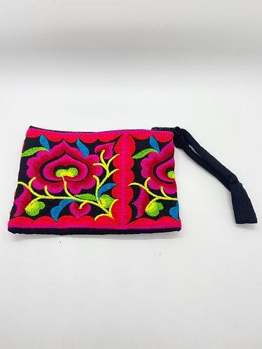 Handembroidery Coin Purse/hand purse