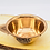 "Thumbnail: Handmade 5"" Copper Offering Bowl from Nepal/Copper Bowl/Altar Bowl/Sacred Geomet"