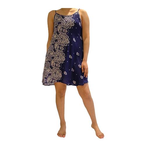 Summer Tank Petite Dress/Jumper Dress/Skater Dress