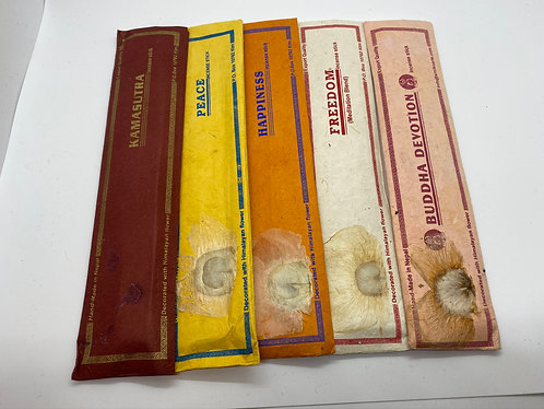 Natural Herbal Incense from Nepal