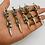 Thumbnail: Buddhist Phurba Silver Pendant