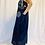 Thumbnail: Soft Cotton Long Dress/Bohemian Dress/Hippie Dress/Solid Color Dress/Summer Maxi