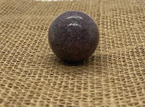 Ametrine Crystal Sphere