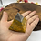 Thumbnail: Bumble Bee Jasper Pyramid Crystal, Crystal for Cleansing