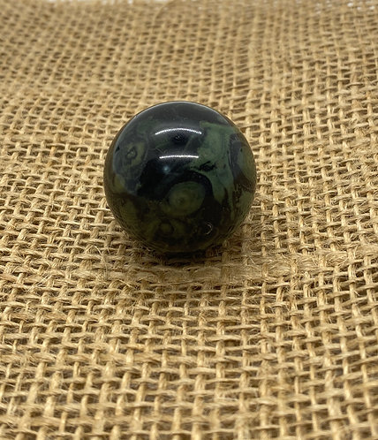 Kambaba Jasper Crystal Sphere