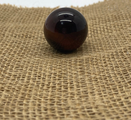 Black Tiger Eye Crystal Sphere