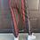 Thumbnail: Colorful Vibrant Cotton Pant, Handwoven Trousers