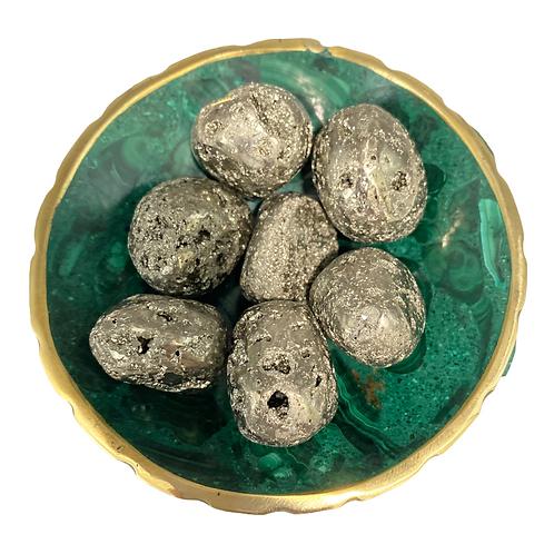 Raw Pyrite Crystal,Crystal for Leo Zodiac,Gemstone for Creativity