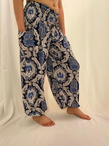 Unisexual Harem  Bohemian Yoga Pants