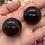 Thumbnail: Natural Obsidian Sphere Crystal