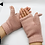 Thumbnail: Warm Fingerless Gloves/Mittens, Warm Mittens, Warm Gloves, Winter Accessories, C