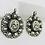 Thumbnail: Ganesha Tibetan Silver Pendant, Ganesh,Symbol of Goodluck, Success