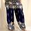Thumbnail: Elephant Print Lightweight Harem Yoga Pant