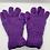 Thumbnail: Hand Knitted 100% Merino Wool Fleece Lined Nepalese Winter Gloves, Winter Gloves