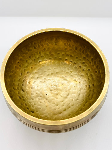 "4""  Singing Bowl Handmde from Nepal"