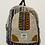 Thumbnail: Handmade Mini Hemp Back Pack, Multi Color Hemp Back Pack from Nepal, Durable Mul