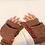 Thumbnail: Pure Merino Wool GLoves/Handwoven Unisex Winter Accessories