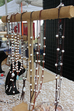 Handcrafted jewelry vendor