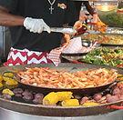 Seafood Buffet Vendor