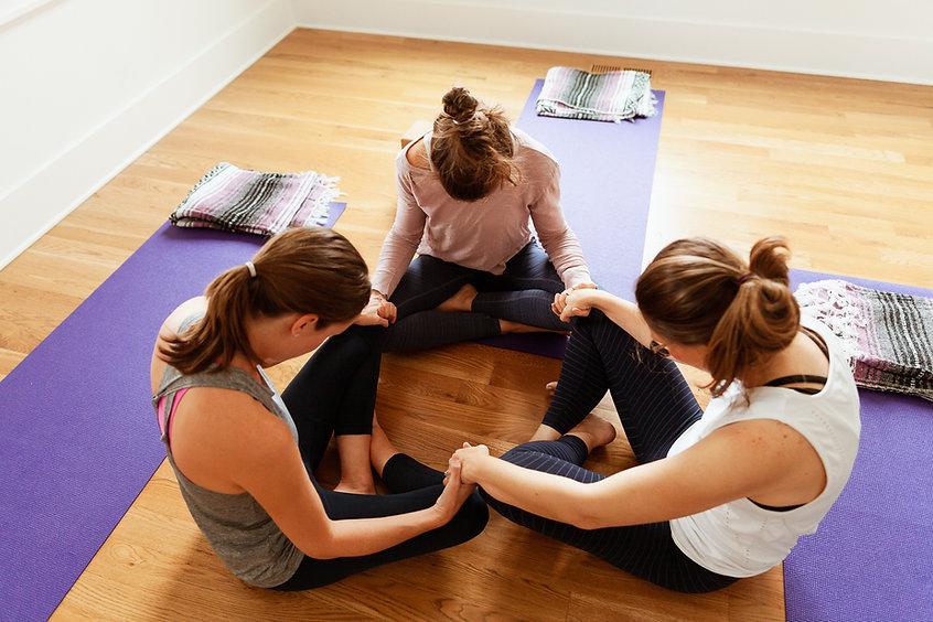 Holy yoga circle