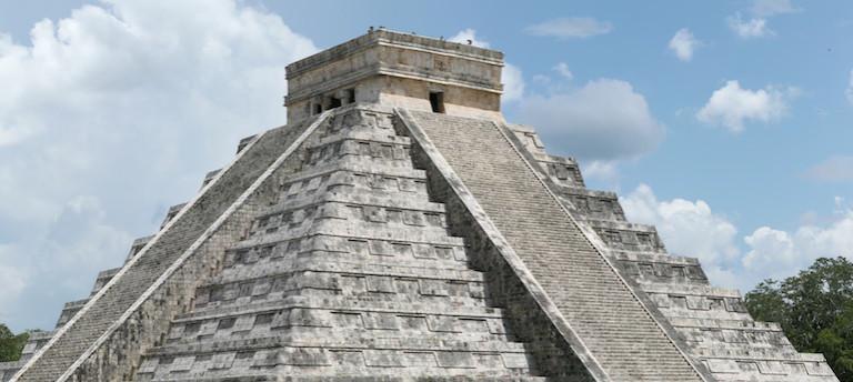 Antigo Templo Asteca