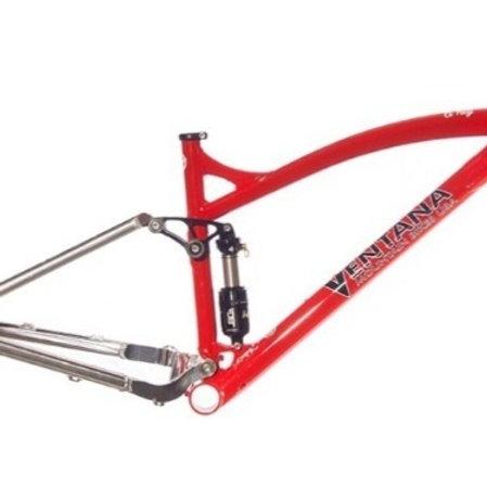 "Ventana Mountainbikes USA El Rey 29""  Cross Country FS 2021"