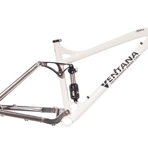 Ventana Mountainbikes USA Alpino 650B Trail Rahmen 2021