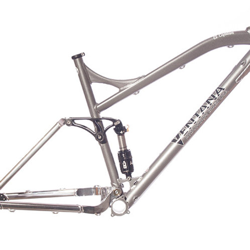 Ventana Mountainbikes USA Zeus All Mountain/Enduro 650B Rahmen