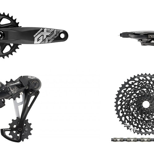 SRAM GX Eagle Direct Mount Gruppe 1x12 32 DUB