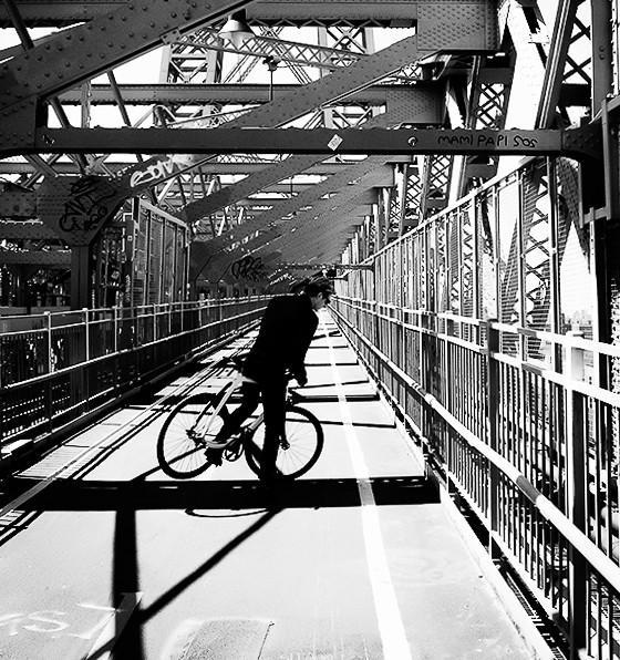 Biking NYC by Rizoma