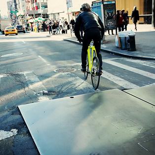 Riding NYC by Rizoma
