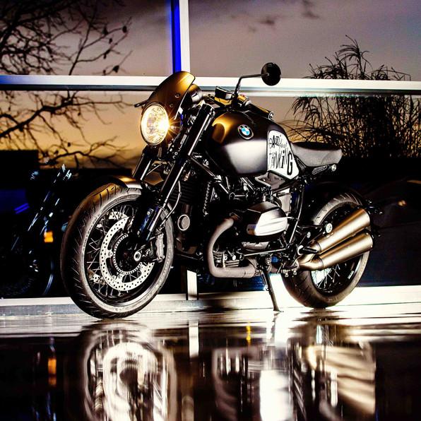 BMW R Nine T by Rizoma