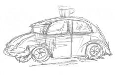 a random car i saw in denver