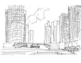 chicago quick sketch