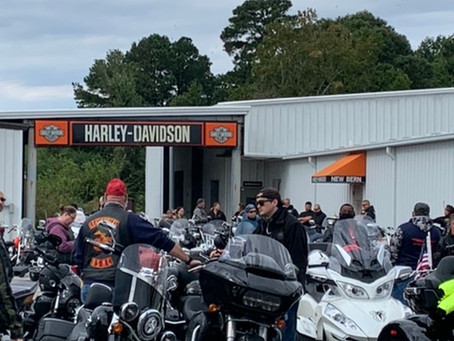 Annual Benefit Motorcycle Ride