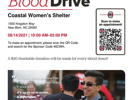 Blood Drive To Help End Domestic Violence