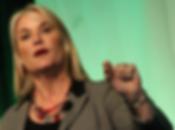 Kelly McDonald Speaker Speaking Image Woman Professional Speaker Female