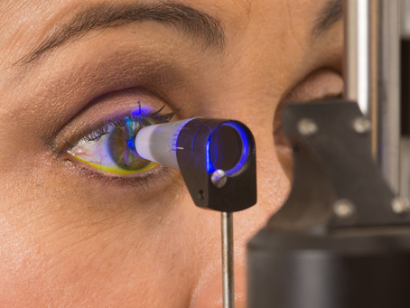 Doenças oculares - GLAUCOMA