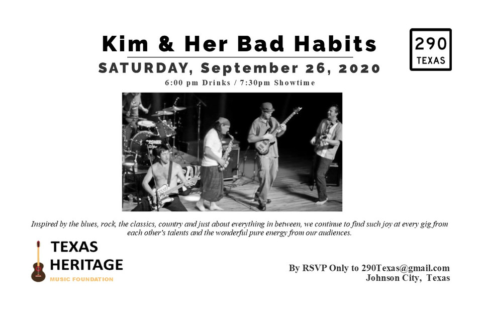 Kim Meeks & Her Bad Habits