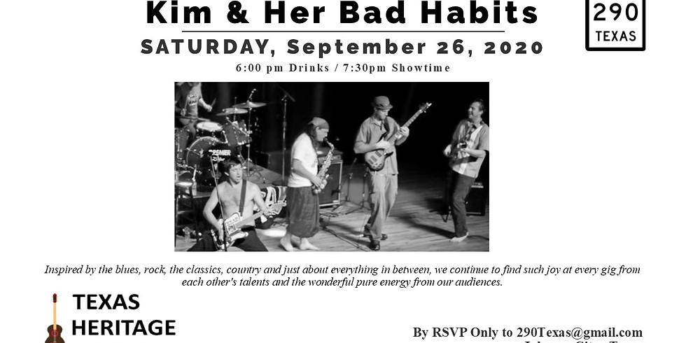 Kim & Her Bad Habits  |  September 26, 2020