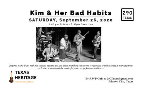 Kim Meeks & Her Bad Habits