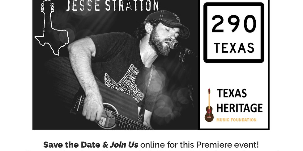 Jesse Stratton ONLINE  |  April 18, 2020 @ 7pm