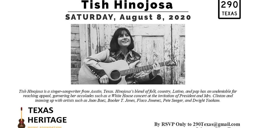 Tish Hinojosa     August 8, 2020