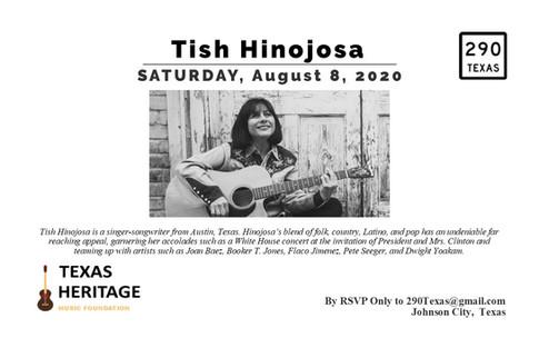 Tish Hinojosa
