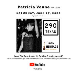 Patricia Vonne