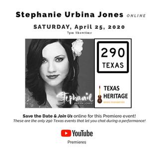 Stephanie Urbina Jones